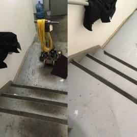 Escaliers propres