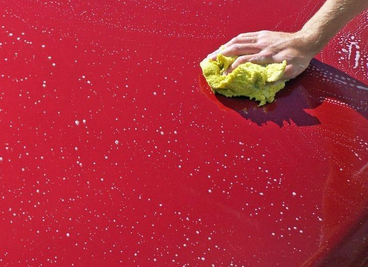 nettoyage voiture