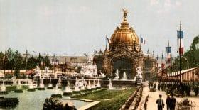 Paris en 1889