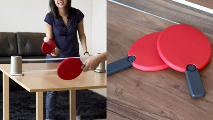 Set de pingpong portable