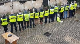 policiers_gilets_jaunes_gyros-bleu
