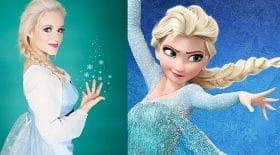 princesse elsa reine des neiges