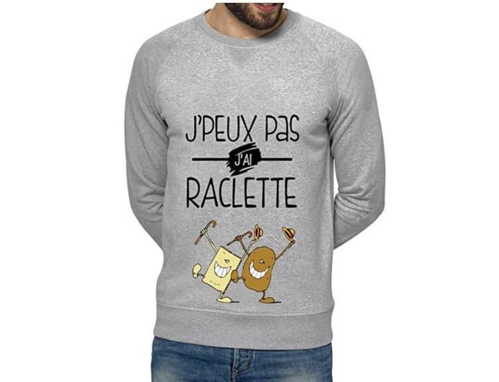 pull raclette