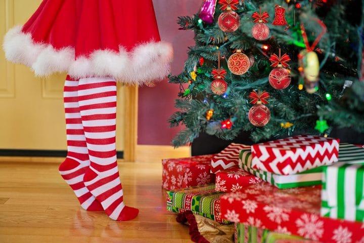 Les cadeaux source de stress