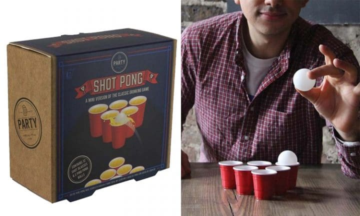 shooter pong