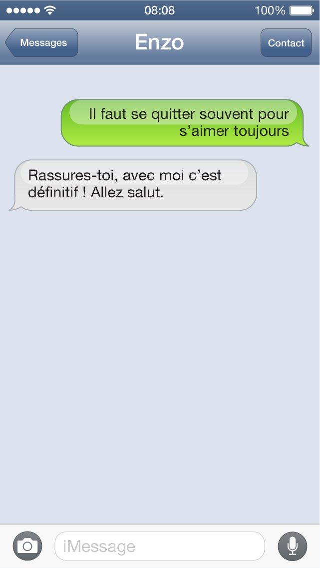 SMS définitif