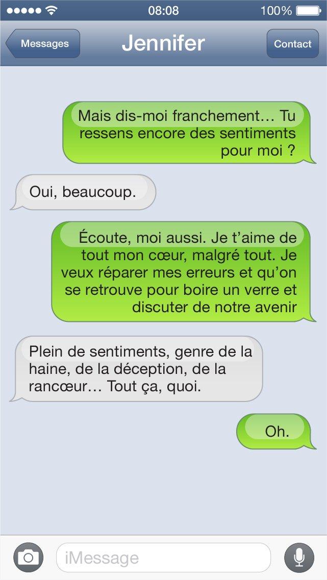 SMS haine
