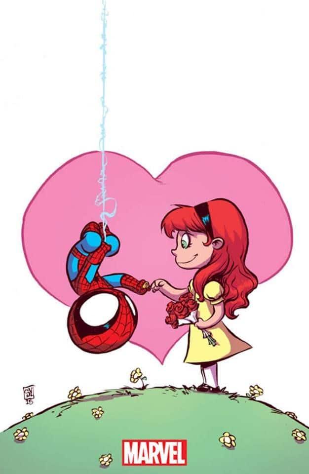 Spider-Man & Mary-Jane