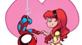 Spider-Man et Mary-Jane
