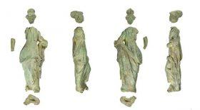 La statuette romaine