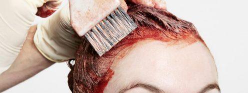 Les teintures capillaires contiennent des produits nocifs