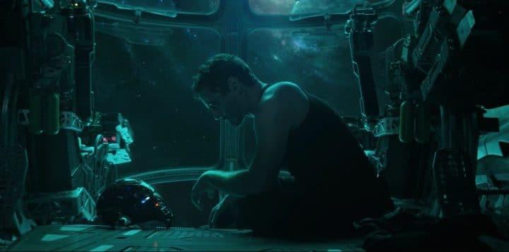 Tony Stark perdu dans l'espace