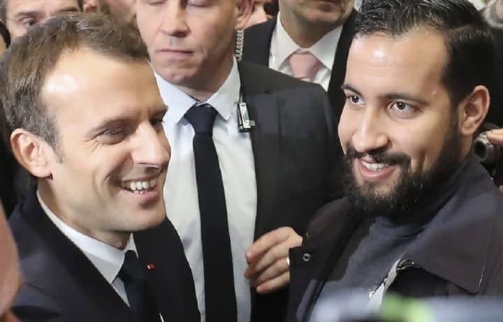 Il Se Passe Chez Moi Un Truc Immediat Alexandre Benalla Raconte Son Coup De Foudre Pour Emmanuel Macron Dans Son Livre Surprise