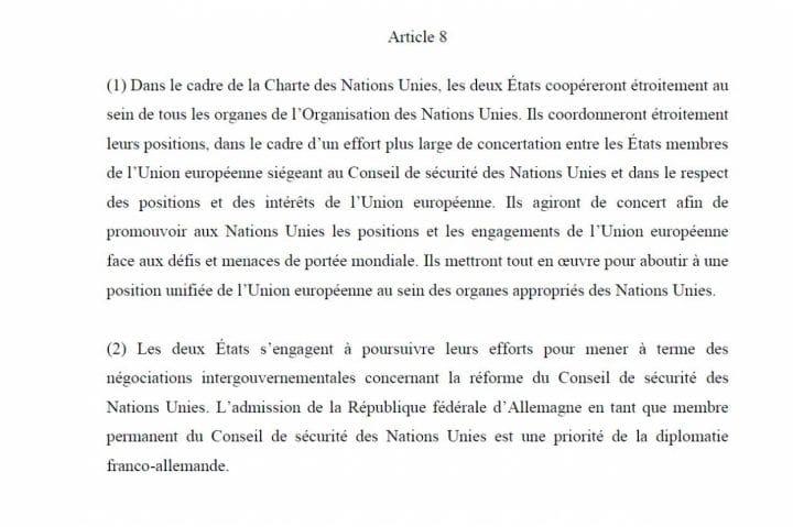 article 8 traite Aix