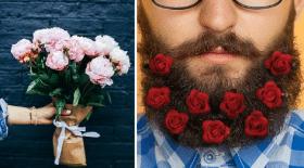 barbe-fleurs-saint-valentin-bouquet