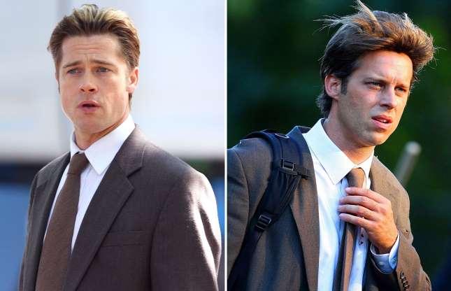 Brad Pitt again