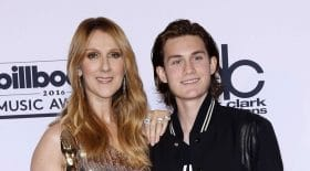 Céline Dion face à son fils grossier