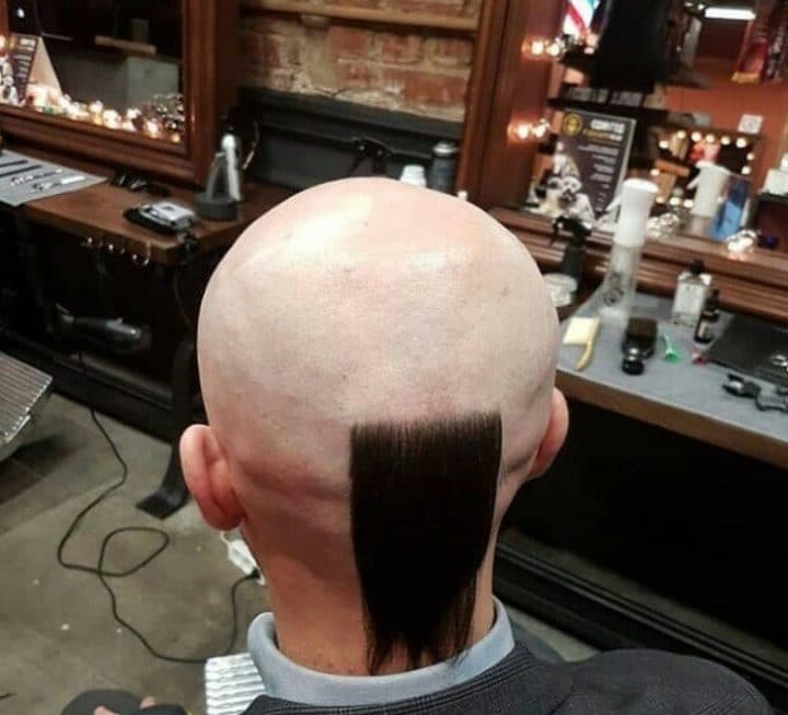 coupes de cheveux ratées