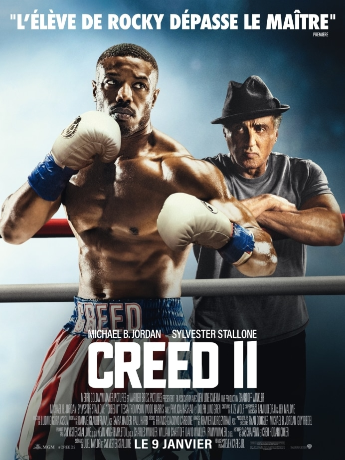 affiche creed 2
