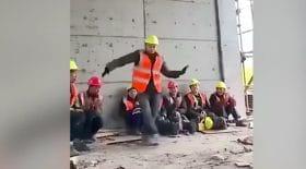 Danse de chantier
