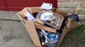 dépot de déchets