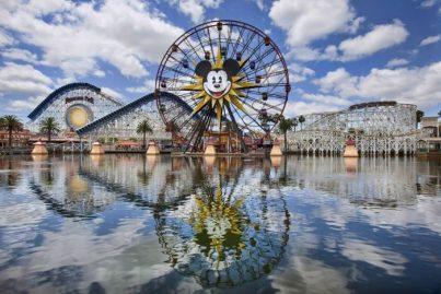 Drame à Disneyland Californie
