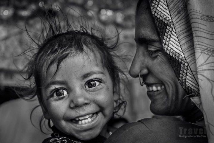 Enfant joie