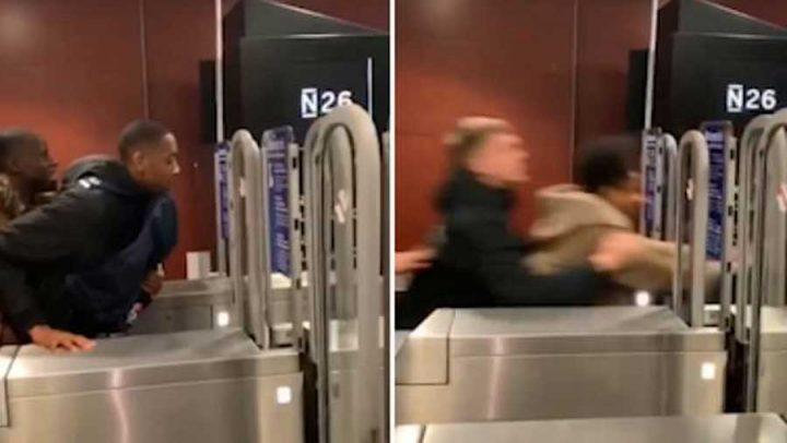 25 personnes fraudent métro fraude frauder