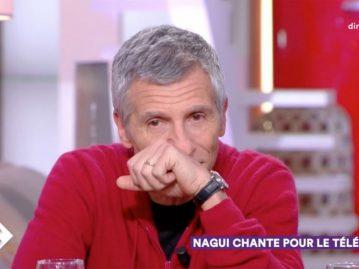 Nagui touché par l'action du Téléthon