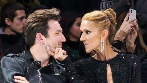 Céline Dion très proche de Pepe Munoz durant la Fashion Week