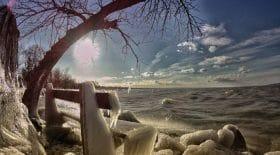 plage gelée 1