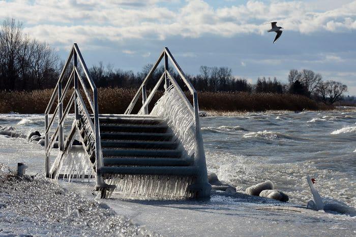 plage gelée 17