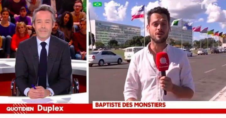 Baptiste des Montiers Quotidien