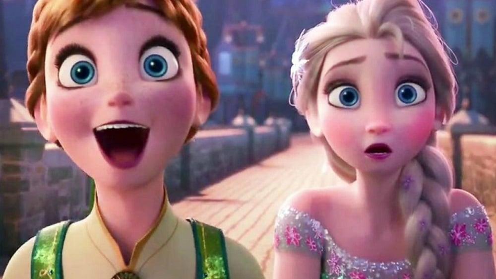 La reine des neiges 2 une premi re image surprenante - Les reines des neiges 2 ...