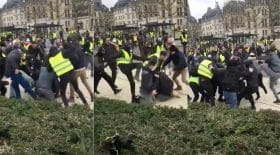 Agression de journalistes à Rouen