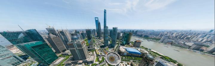 Shanghai 195M pixels