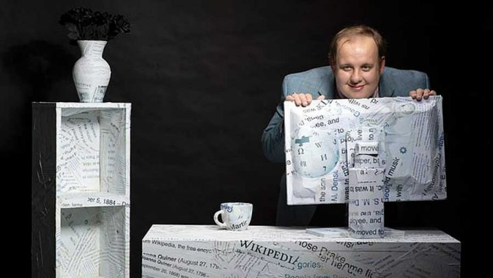 steven pruitt plus grand contributeur wikipédia