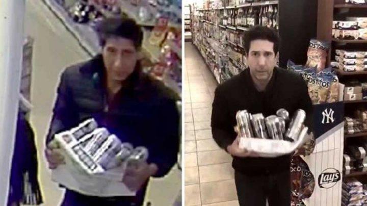 voleur ressemble à david schwimmer vraie photo