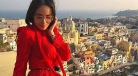agathe-auproux-belle-robe-italie-photo