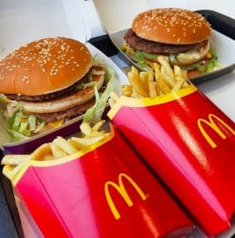 McDonald's McDo Big Mac
