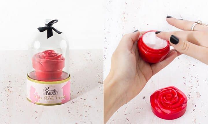 creme main rose
