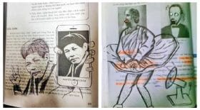 dessin livre scolaire