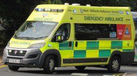 effraction ambulance portes cassées