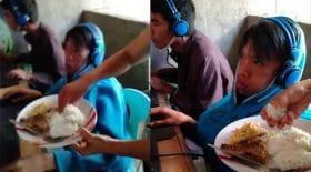 enfant accro aux jeux vidéo ne mange plus