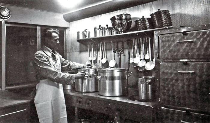 Hindenburg cuisine