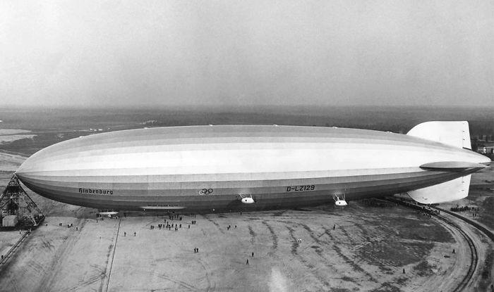 Hindenburg exterieur