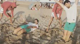 Un bon jeu à la plage