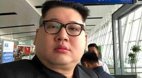 sosie de kim jong-un expulsé vietnam howard x