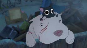 kitbull court métrage Pixar
