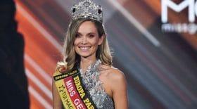 Miss Allemagne 2019 policière la plus sexy